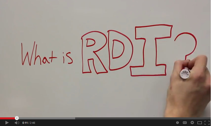 What is RDI?